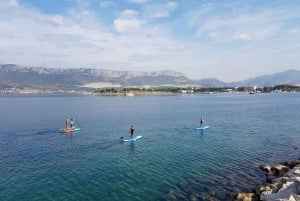 Stand Up Paddle Tour in Split