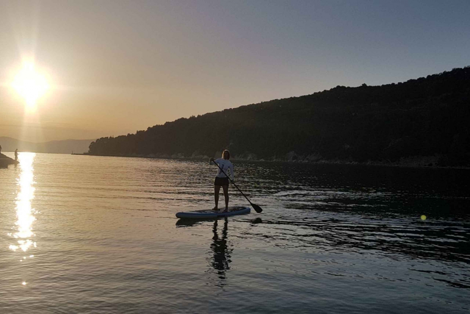 Sunset Stand Up Paddling Tour in Split