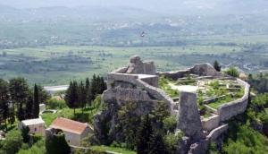 Topana Fortress