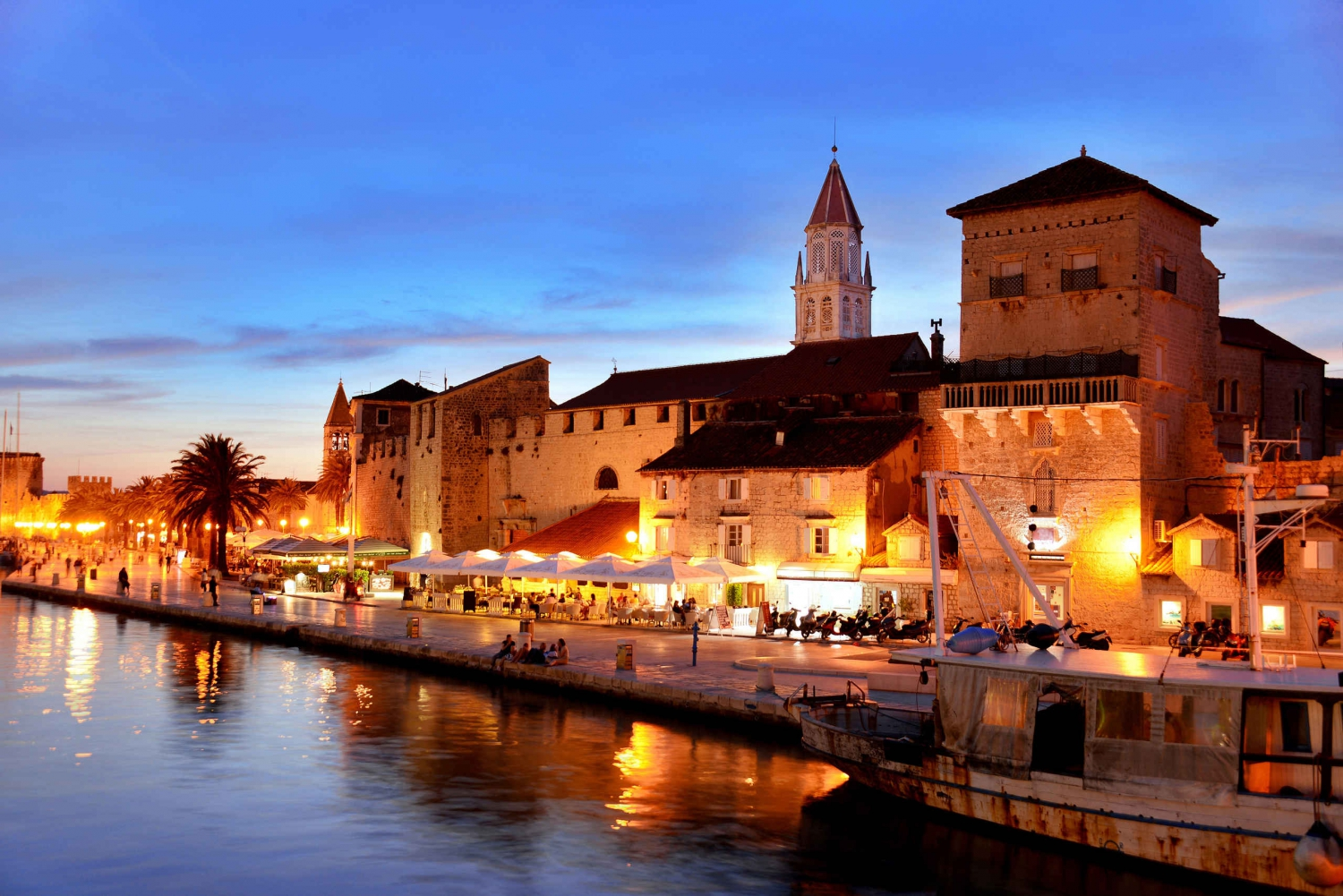 Trogir and Split: Half-Day Guided City Tour