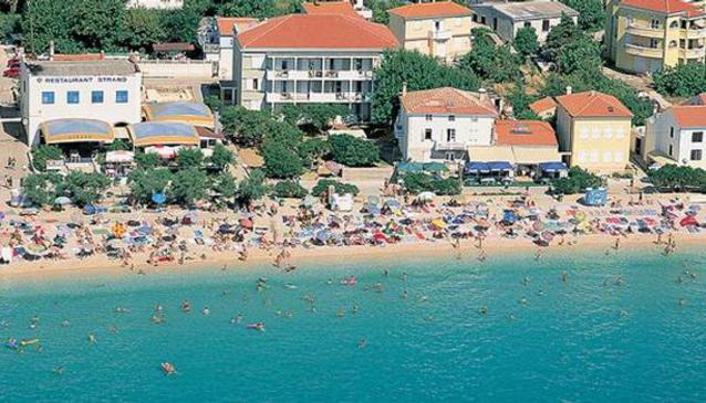Villa Adria Hotel Baska