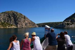 Vodice: Krka Waterfalls National Park Boat Tour