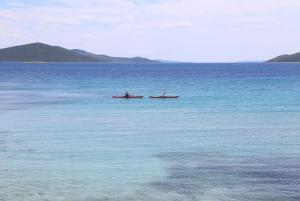 Zadar Archipelago 3 Islands Kayak Tour