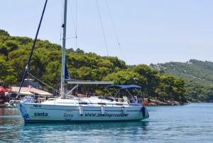 Zadar: Full-Day Sailing Trip to Kornati