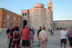 Zadar Sunset Tour from Split or Trogir