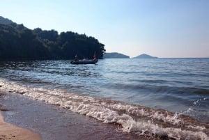 Zadar: Ugljan, Ošljak and Školjić Islands Private Boat Tour
