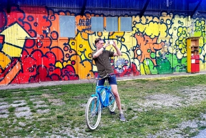 Zagreb: 2.5-Hour Cycle Back to Socialism Tour