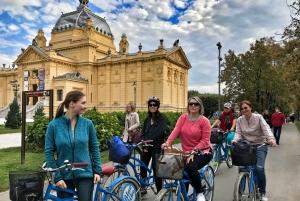 Zagreb: 2.5-Hour Highlights Bike Tour