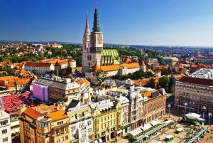 Zagreb: 2-Hour Walking Tour, Museum of Broken Relationships