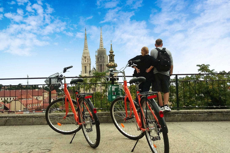 Zagreb: 3–Hour Classic Bike Tour