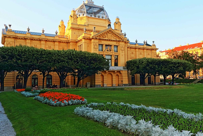 Zagreb City: Downtown Walking Tour