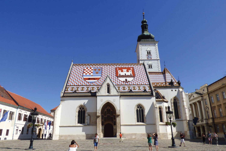 Zagreb: Guided Walking Tour