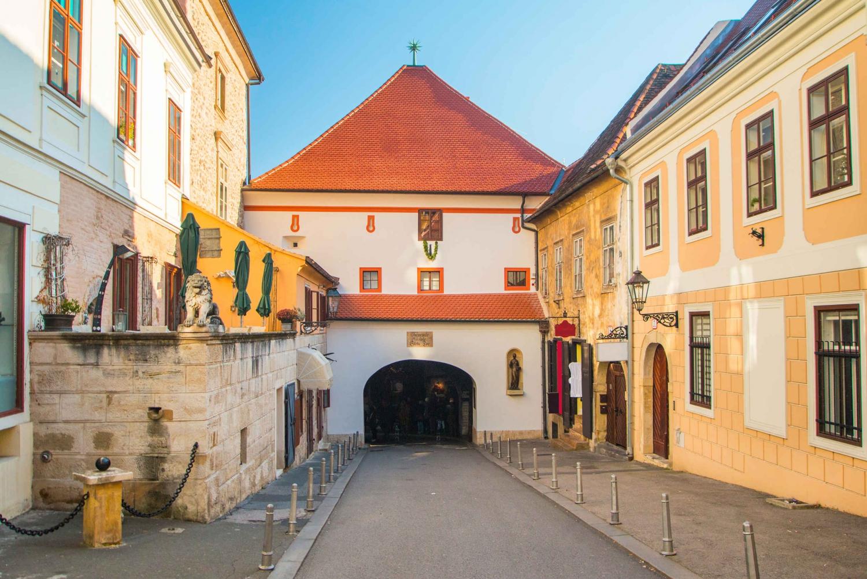 Zagreb: Urban Wine Tour