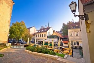 Zagreb Walking Tour with Funicular Ride