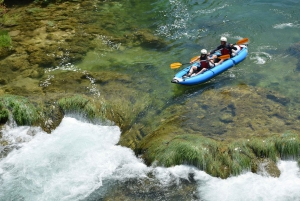 Zrmanja: Full-Day Canoe or Kayak Trip in Kaštel Žegarski