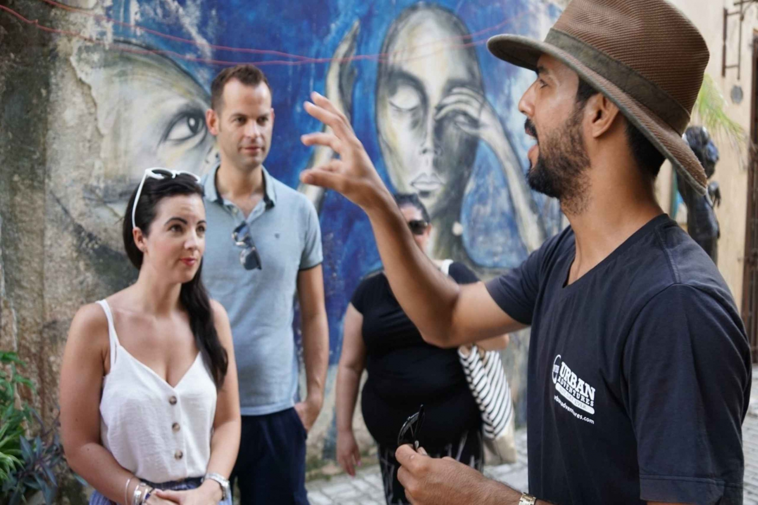 Havana: Murals & Mosaics Small Group Walking Tour