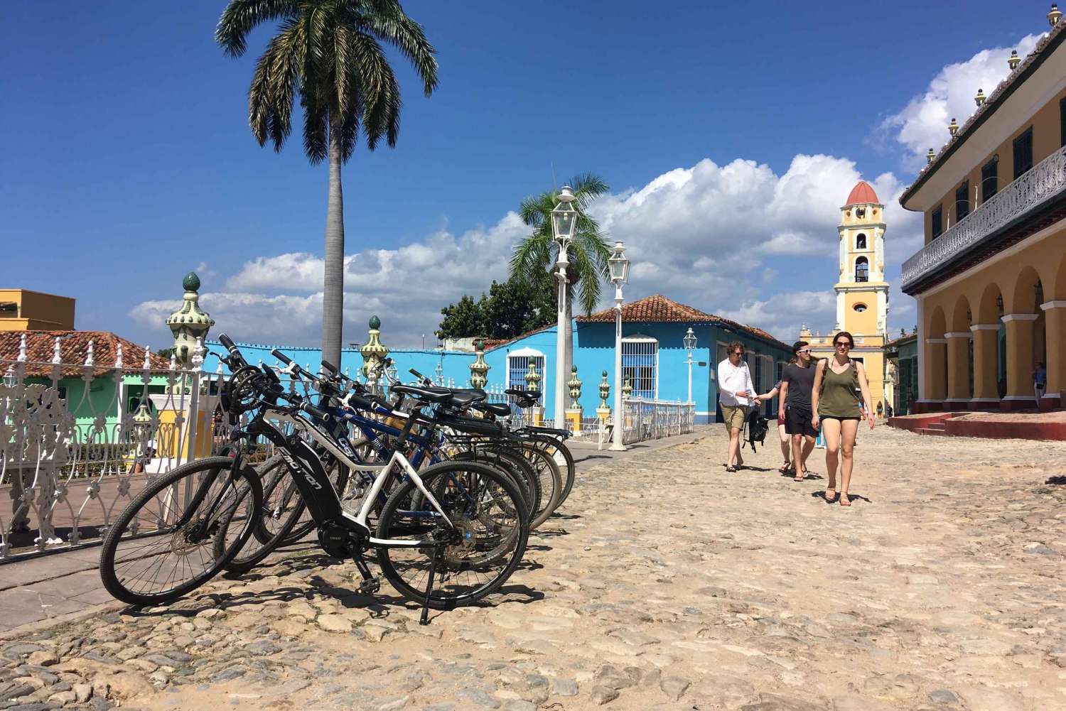 Havana: Trinidad e-Bike Day Tour