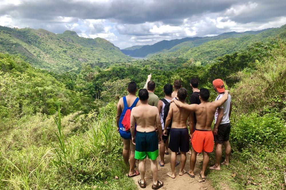Hiking in Cuba