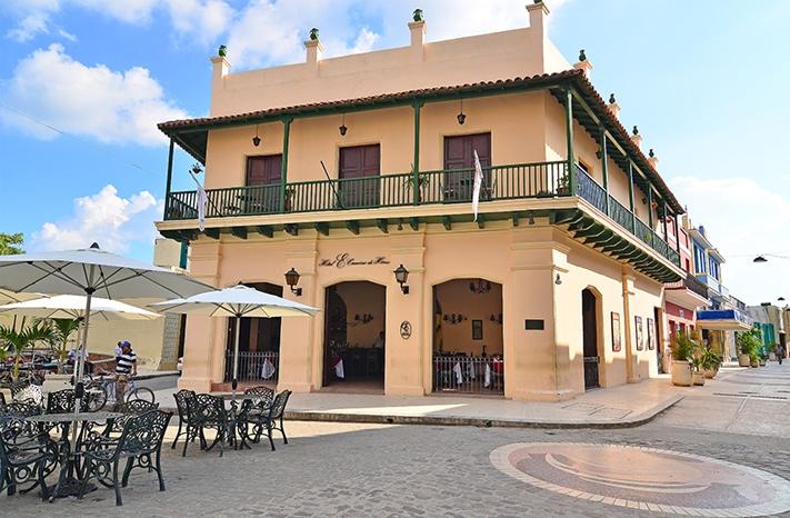 Hotel Encanto Camino de Hierro