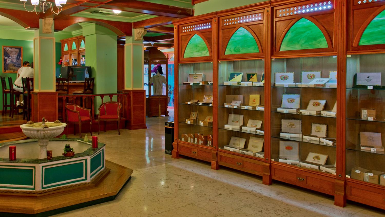 La Casa del Habano – Melia, Habana