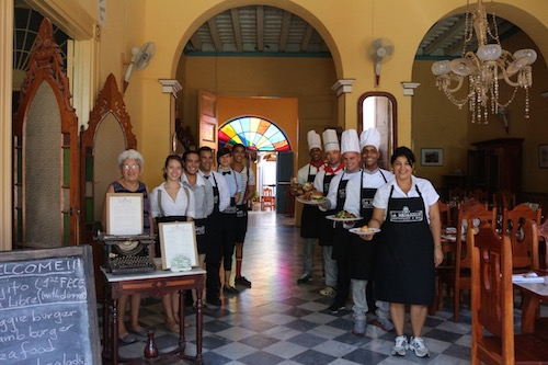Restaurants to try in Cuba