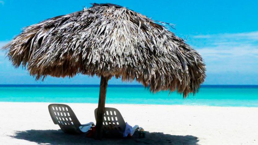 Las Coloradas Beach