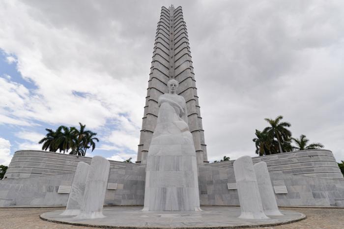 Memorial to Jose Marti
