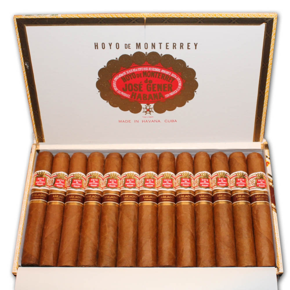 Selection of the best Cuban cigars