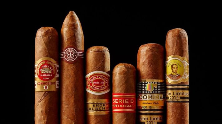 The best Cuban cigars