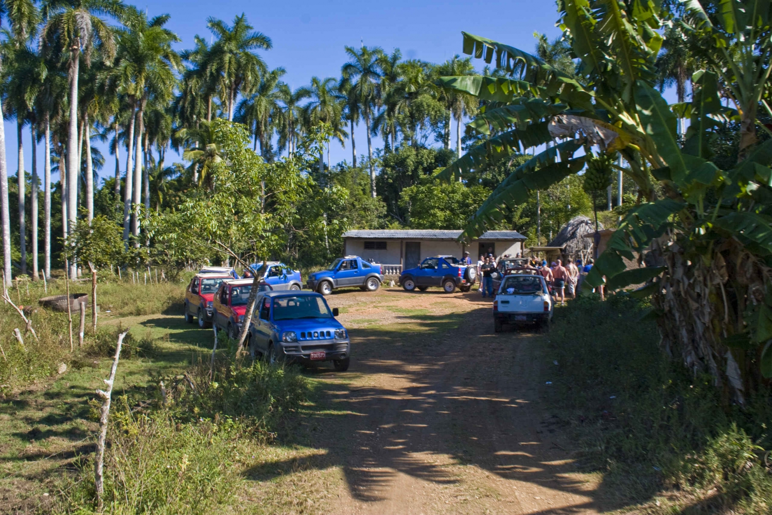Yumuri Valley Jeep Safari from Varadero