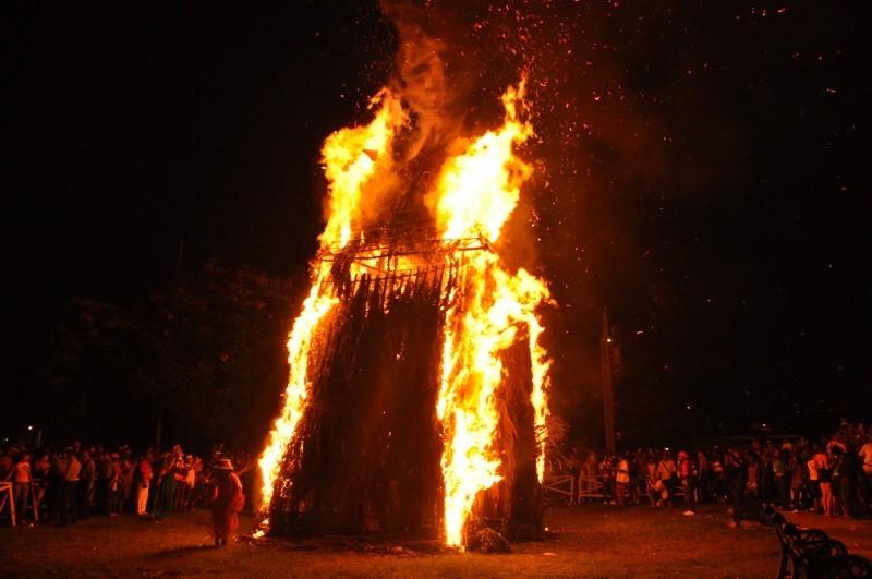 Festival del Caribe (Festival of Fire)