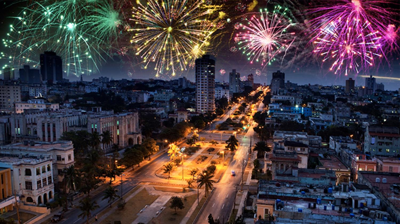 New Years Eve in Havana