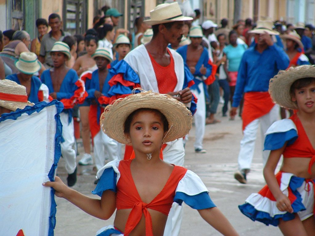Trinidad Carnival (Fiestas San Juaneras)