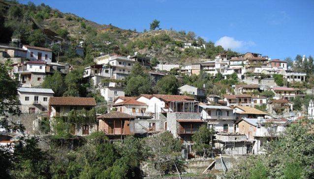 Cherries and Culture in Kalopanayiotis Village