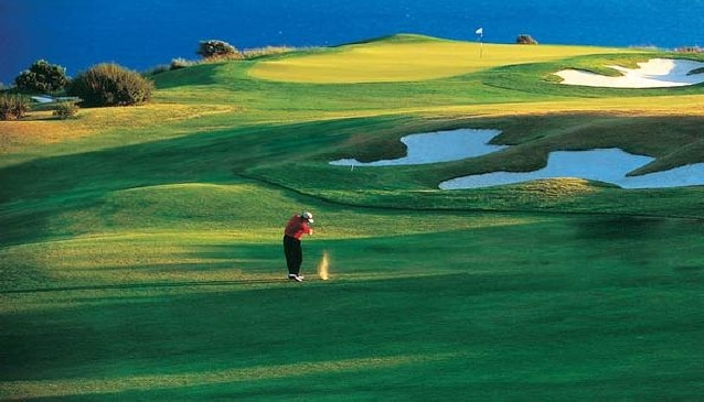 Tee Off in Sunny Cyprus