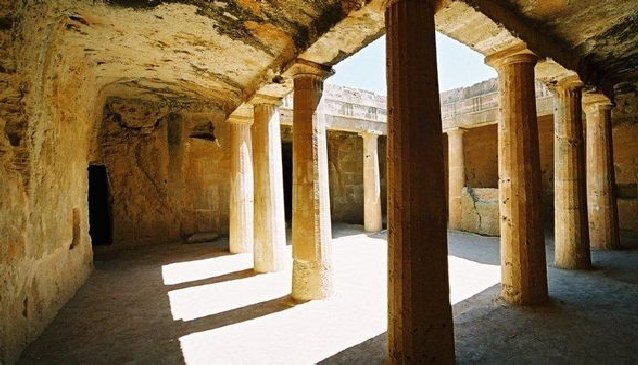 The UNESCO Monuments of Cyprus