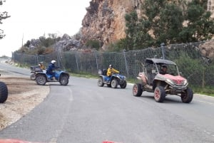 3-Hour Village and Mountain ATV Safari in Paphos