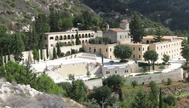 Agios Neofytos Monastery