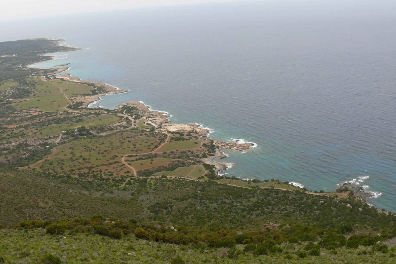Akamas 8-Hour Panoramic Walk
