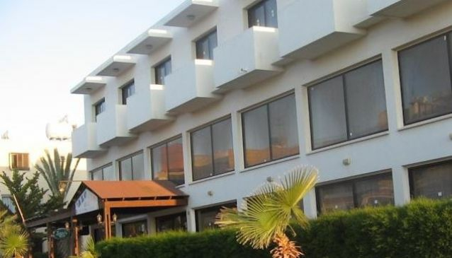 Alonia apartments
