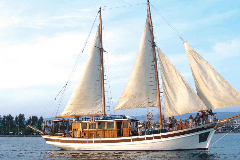 Ayia Napa/Protaras: Full-Day San Antonio Cruise