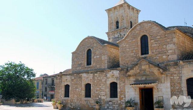 Ayios Lazaros church