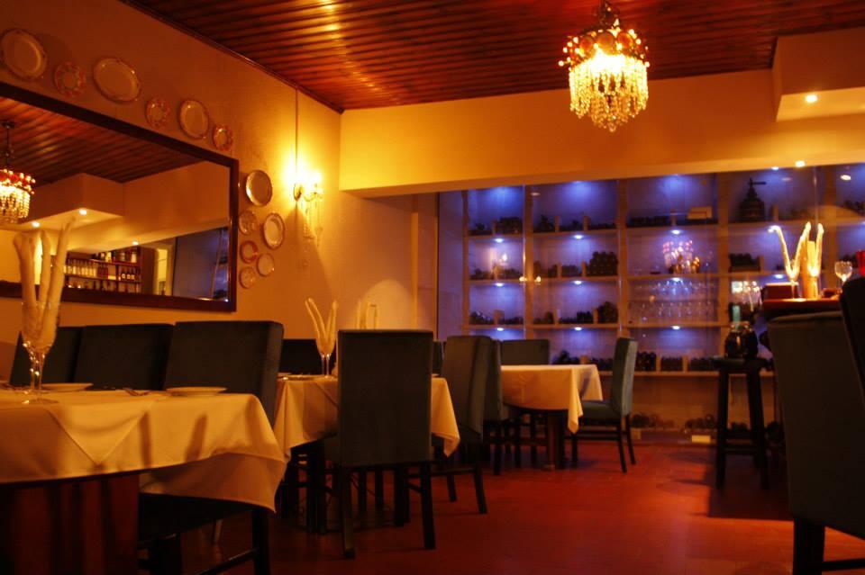 The Campanario Steak House