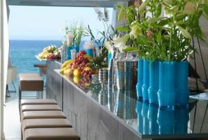 Caprice Restaurant & Lounge Bar at Londa Hotel