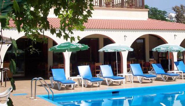 Chrysland Hotel Ayia Napa