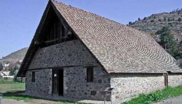 Church of Panagia tis Podithou, Galata