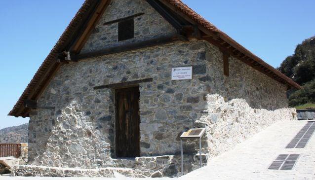 Church of Panagia tou Moutoulla