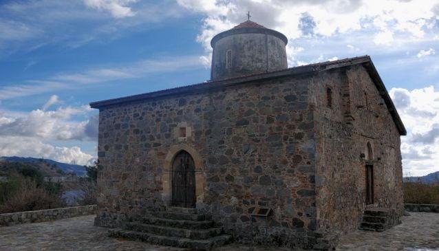 Church of Timios Stavros -Pelendri