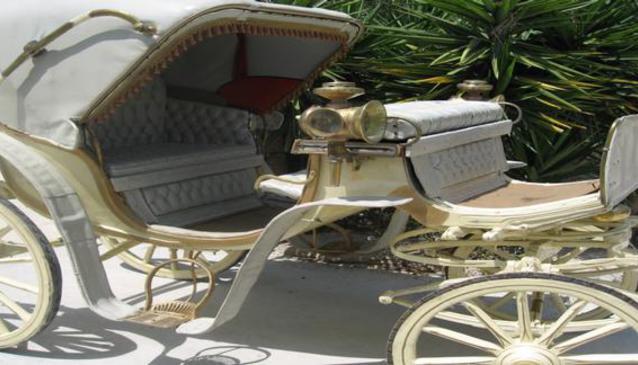 Cinderella - Wedding Carriages