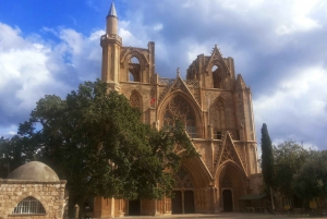 From Ayia Napa: Ghost-Town Famagusta Tour